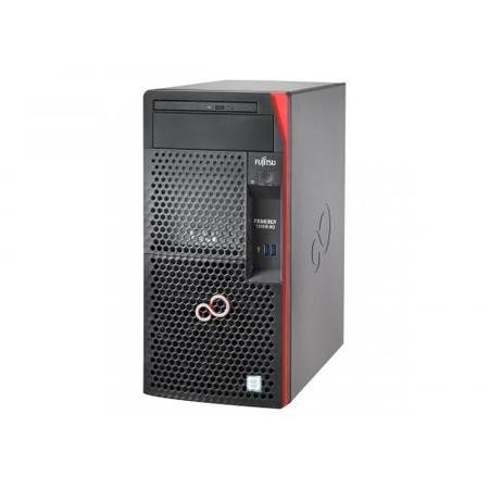 VFY:T1313SC030IN Fujitsu Primergy TX1310 M3-Xeon E3-1225v6 3.3GHz-16GB-2 x 1TB-Tower Server