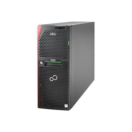 "VFY:T2554SX210GB Fujitsu Primergy TX2550 M4 Xeon 4108 16GB No  HDD Hot-Swap 3.5"" Tower Server"