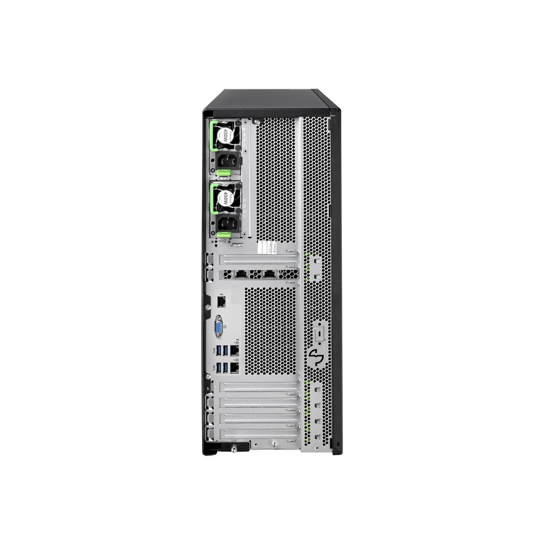 Fujitsu Primergy TX2550 M4 Xeon 4108 16GB No HDD Hot-Swap 3 5