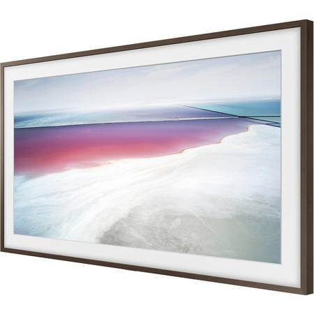 "Samsung VG-SCFM43DW 43"" The Frame Bezel - Walnut"