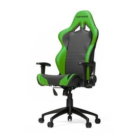 VG-SL2000_GR Vertagear Racing Series S-LINE SL2000 Gaming Chair Black & Green