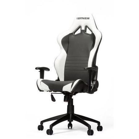 VG-SL2000_WT Vertagear Racing Series S-LINE SL2000 Gaming Chair Black & White