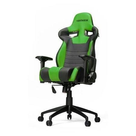 VG-SL4000_GR Vertagear Racing Series S-LINE SL4000 Gaming Chair Black & Green