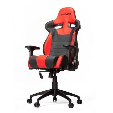 VG-SL4000_RD Vertagear Racing Series S-LINE SL4000 Gaming Chair Black & Red