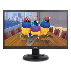 "Viewsonic VG2860MHL-4K DVI DP HDMI 28"" 4K Monitor"