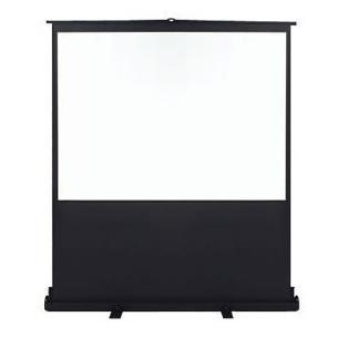Metroplan Vertigo Portable Floor Screen - projection screen - 65 in