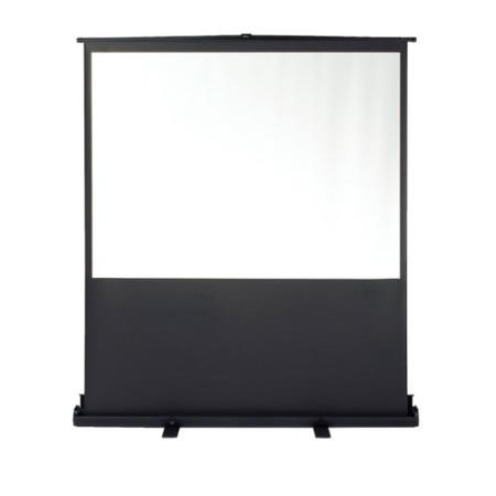 Metroplan Vertigo Portable Floor Screen - projection screen - 80 in