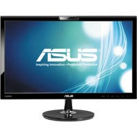 "ASUS VK228H Full HD Speakers Webcam VGA DVI-D HDMI 21.5"" Monitor"