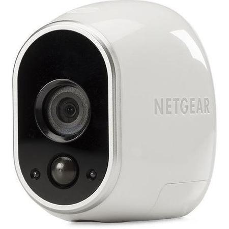 netgear arlo smart home system 2 x hd 720p cameras wire