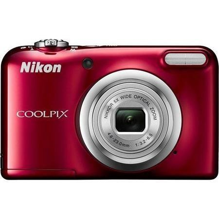 Nikon Coolpix A10 Camera Red