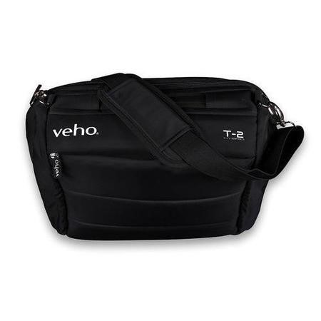 Veho T2 Hybrid Super Padded Bag with Rucksack / Backpack Option