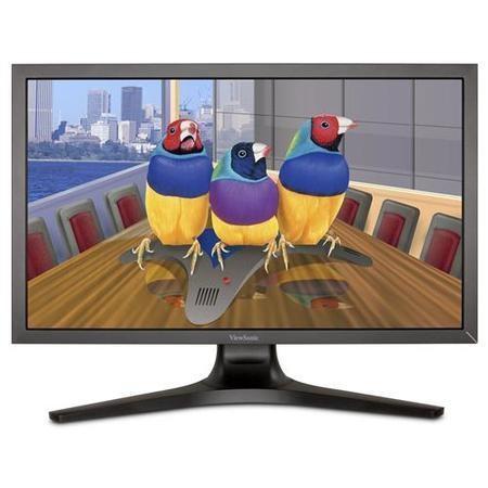"Refurbished GRADE A1 - As new but box opened - Viewsonic 27"" LCD IPS 2560X1440 16_9 5MS Monitor"