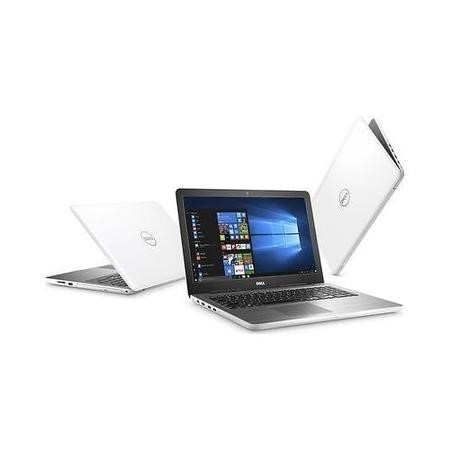 VPF1N Dell Inspiron 5567 Core i3-7100U 4GB 1TB DVD-RW 15.6 Inch Windows 10 Laptop - White