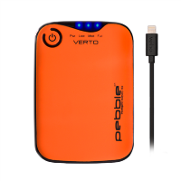 Veho Verto Pro 3700mAh MFi Power Bank - Orange