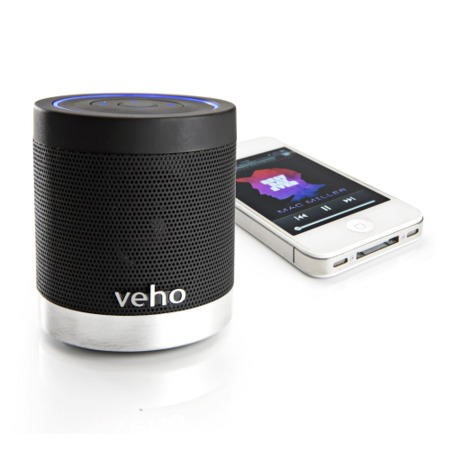 VSS-009-360BT Veho Portable 360 Bluetooth Speaker