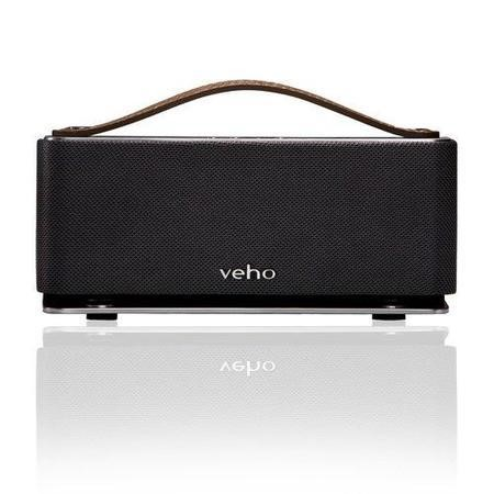 Veho VSS-012-M6 360 M-6 Mode Retro Powerful Wireless Bluetooth Speaker with Microphone and Track Control