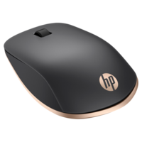 HP Z5000 Wireless Optical Mouse in Ash Silver & Copper