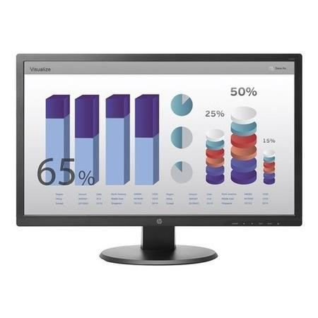 "HP V243 24"" DVI Full HD Monitor"