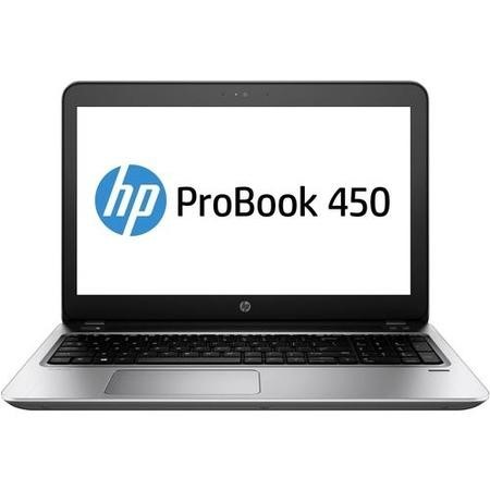 W4M99ET HP ProBook 450 G4 Core i5-7200U 4GB 256GB SSD DVD-RW 15.6 Inch Windows 10 Professional Laptop
