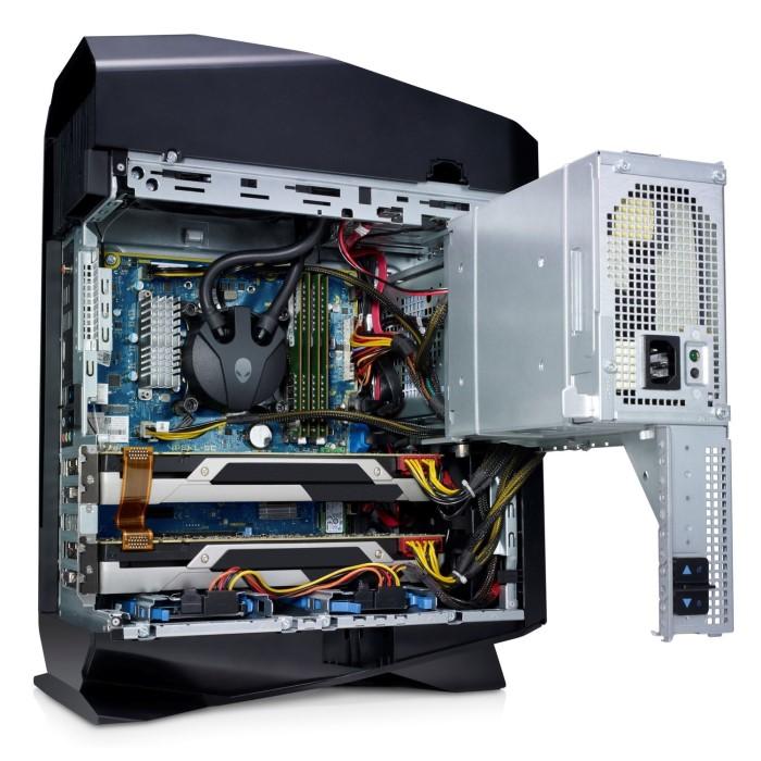 Alienware Aurora Core i7-8700 16GB 2TB GeForce GTX 1080 8GB Windows 10  Gaming PC
