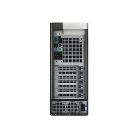 W80CW Dell Precision T5810 Xeon E5-1650 16GB 512GB SSD Quadro M2000 Windows 7 Pro Workstation PC