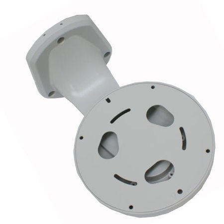 Wall mount for Topica Vandal Resistant Dome  CCTV  cameras