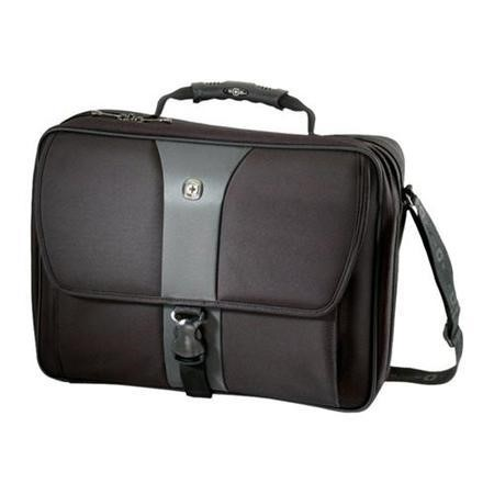 "Wenger Swissgear Legacy Double Slimcase for up to 17"" Laptop"