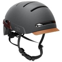 Livall BH51T Urban Bluetooth Enabled Smart Helmet - Graphite Black