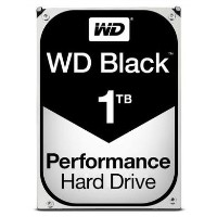 "WD Black 1TB Performance 3.5"" Hard Drive"