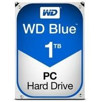 "Western Digital Blue 1TB 3.5"" SATA III 6Gb/s Desktop Internal Hard"