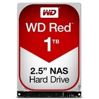 "WD Red 1TB 2.5"" NAS Hard Drive"