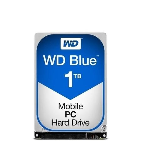 "WD10JPVX WD Blue 1TB Laptop 2.5"" Hard Drive"