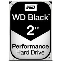 "WD Black 2TB Performance 3.5"" Hard Drive"
