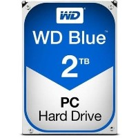"WD Blue 2TB Desktop 3.5"" Hard Drive"