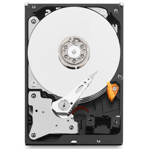 "Western Digital Purple WD20PURX - Hard drive - 2 TB - internal - 3.5"" - SATA-600 - buffer_ 64 MB"