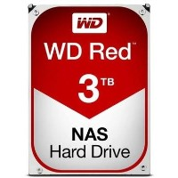 "Western Digital Red 3TB SATA III 3.5"" NAS Internal Hard Drive"