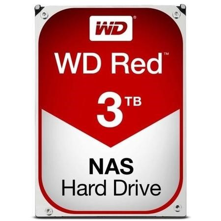 "WD30EFRX WD Red 3TB NAS 3.5"" Hard Drive"