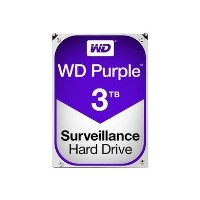 "WD Purple 3TB Surveillance 3.5"" Hard Drive"