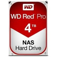 WD 4TB RED PRO 64MB 3.5 INCH DESKTOP SATA 6Gb/SEC INTERNAL HDD FOR 8-16 BAY NAS