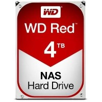 "Western Digital Red 4TB SATA III 3.5"" NAS Internal Hard Drive"