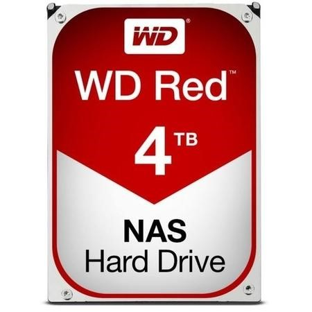 "WD40EFRX WD Red 4TB NAS 3.5"" Hard Drive"