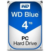 "WD Blue 4TB Desktop 3.5"" Hard Drive"