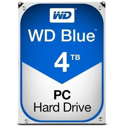 WD Blue 4TB Desktop Hard Drive