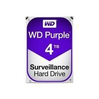 "WD Purple 4TB Surveillance 3.5"" Hard Drive"