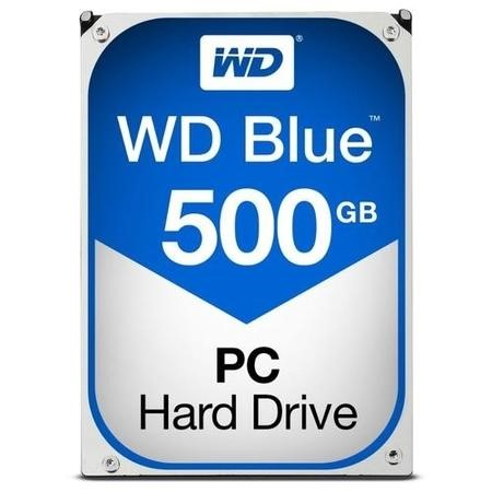 WD Blue 500GB Desktop Hard Drive