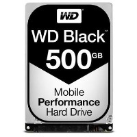 "WD Black 500GB Performance Laptop 2.5"" Hard Drive"