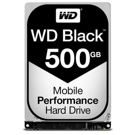 WD Black 500GB Performance Laptop Hard Drive
