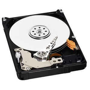 "Western Digital WD Blue WD5000LPVX - Hard drive - 500 GB - internal - 2.5"" - SATA-600 - 5400 rpm - buffer_ 8 MB"