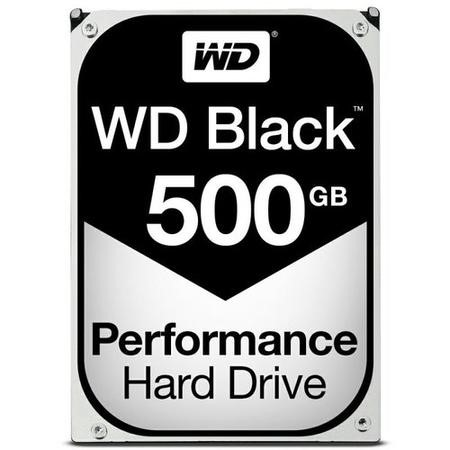 WD Black 500GB Performance Hard Drive