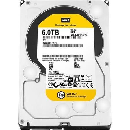 WD Gold 6TB Enterprise SATA Hard Drive